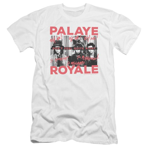 Palaye Royale Oh No Hbo Short Sleeve Adult T-Shirt