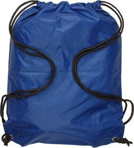 Big Bang Theory Bazinga Blue Drawstring Backpack