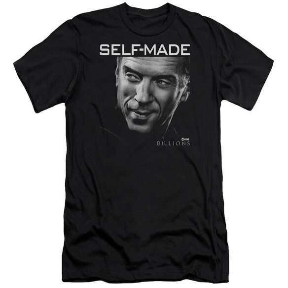 Billions Self Made Hbo Short Sleeve Adult T-Shirt