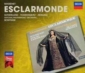 Joan Sutherland / Richard Bonynge - Massenet: Esclarmonde