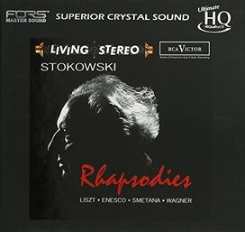 Leopold Stokowski - Rhapsodies (UHQCD)