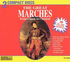 - The Great Marches (Box Set)