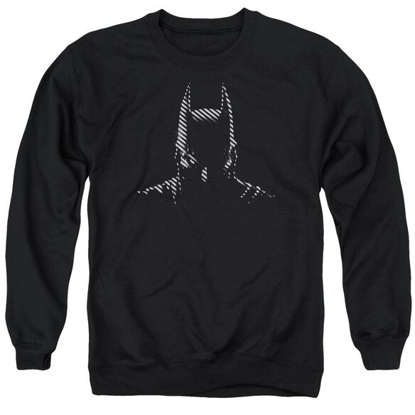 Batman Noir Adult Crewneck Sweatshirt