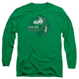 GL EASY BEING GREEN- L/S ADULT 18/1 T-Shirt