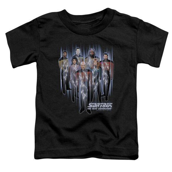 Star Trek Beam Us Up Short Sleeve Toddler Tee Black Sm T-Shirt