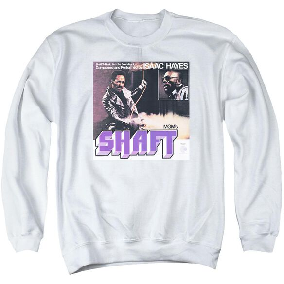 Isaac Hayes Shaft Adult Crewneck Sweatshirt