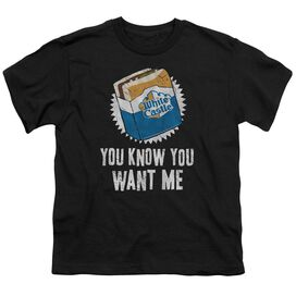 White Castle Want Me Short Sleeve Youth T-Shirt