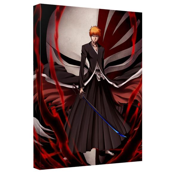 Bleach Masked Evil Canvas Wall Art With Back Board