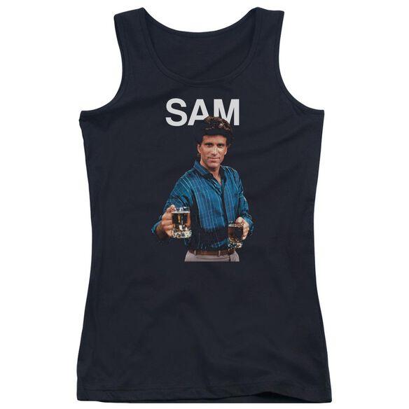 CHEER AM - JUNIORS TANK TOP - BLACK T-Shirt