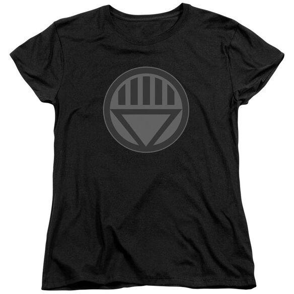 Green Lantern Symbol Short Sleeve Womens Tee T-Shirt