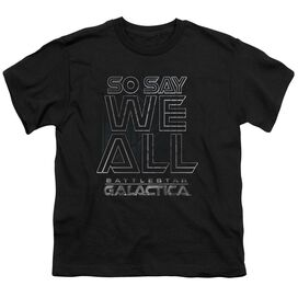 Bsg Together Now Short Sleeve Youth T-Shirt