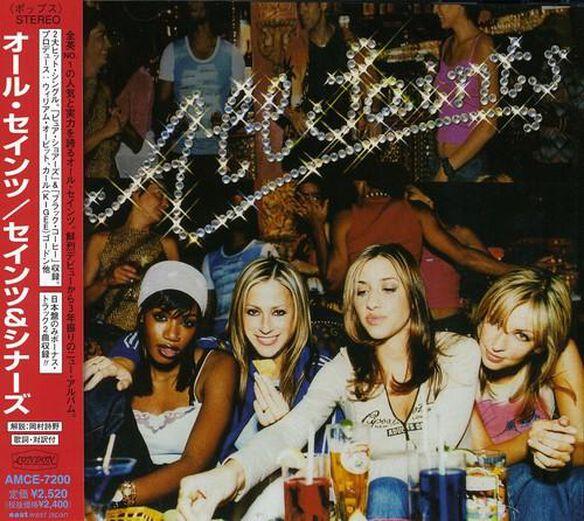 Saints & Sinners (Bonus Track) (Jpn)