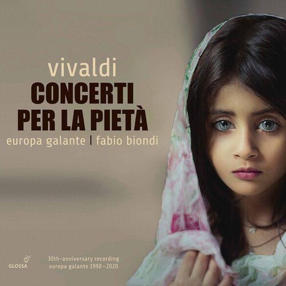 Vivaldi/ Biondi/ Galante - Concerti Per la Pieta