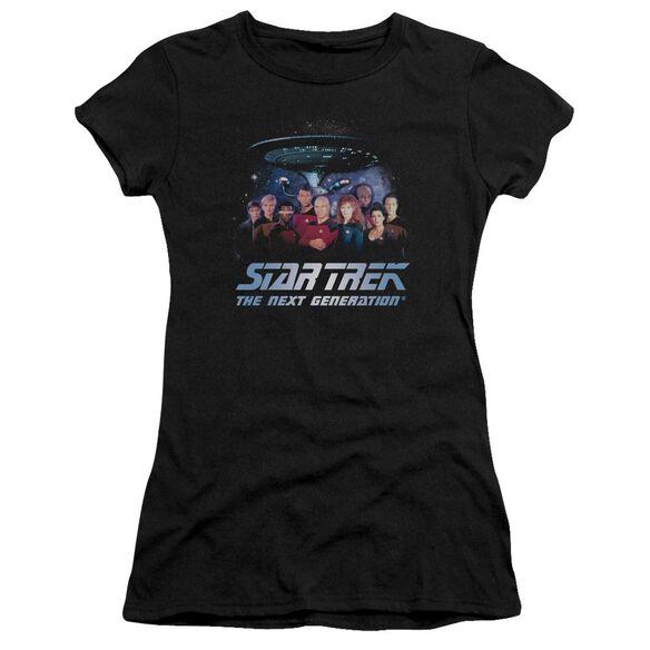 Star Trek Space Group Premium Bella Junior Sheer Jersey