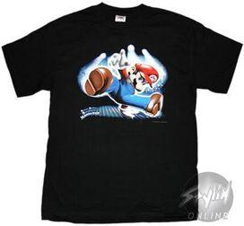 Mario Max T-Shirt