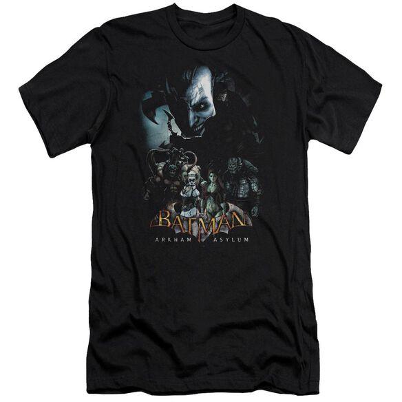 BATMAN AA FIVE AGAINST ONE - S/S ADULT 30/1 T-Shirt
