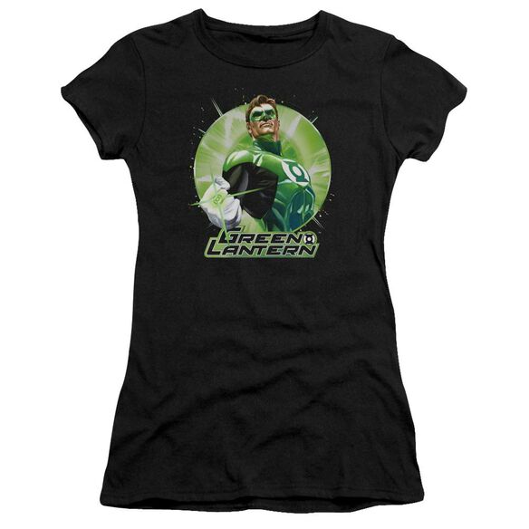 Jla Green Static Premium Bella Junior Sheer Jersey