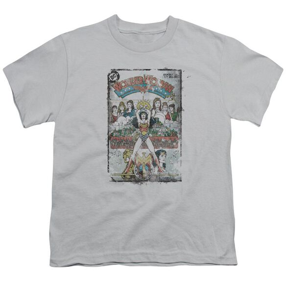 Dc Vol 1 Cover Short Sleeve Youth T-Shirt