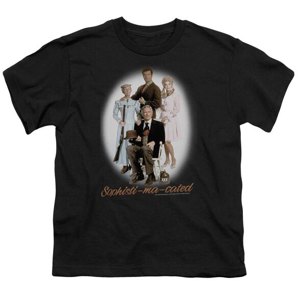 Beverly Hillbillies Sophistimacated Short Sleeve Youth T-Shirt
