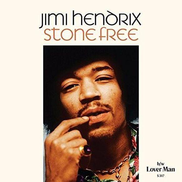 Stone Free / Lover Man
