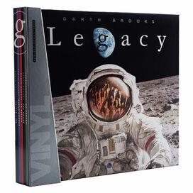 Garth Brooks - Legacy [Remixed & Remastered Boxed Set]