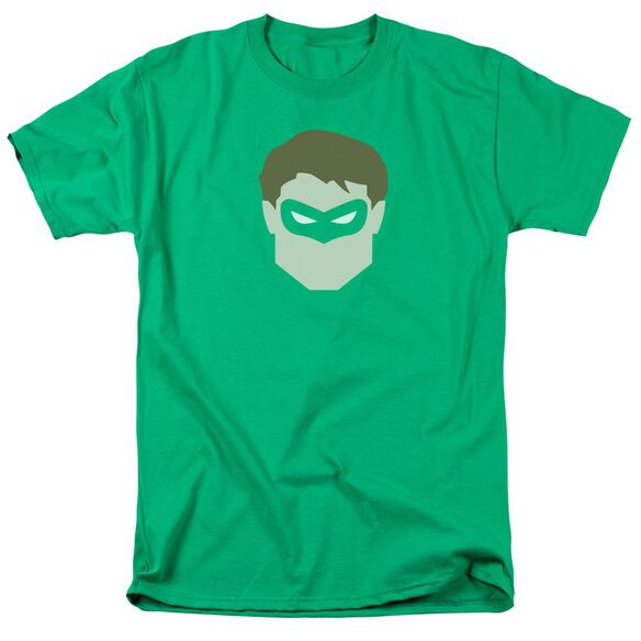 Dc Gl Head Short Sleeve Adult Kelly Green T-Shirt