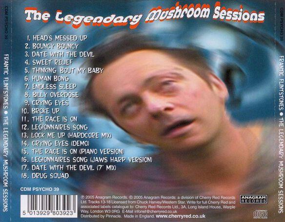 Legendary Mushroom Sessions