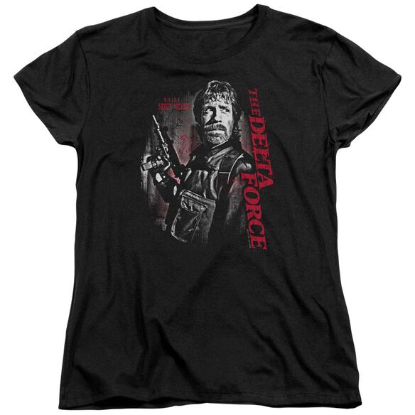 Delta Force Ops Short Sleeve Women's Tee T-Shirt