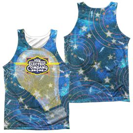 Electric Company Electrifying (Front Back Print) Adult Poly Tank Top
