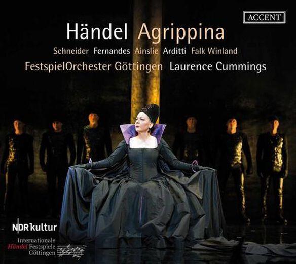 G. Handel / Jake Arditti / Laurence Cummings - Handel: Agrippina