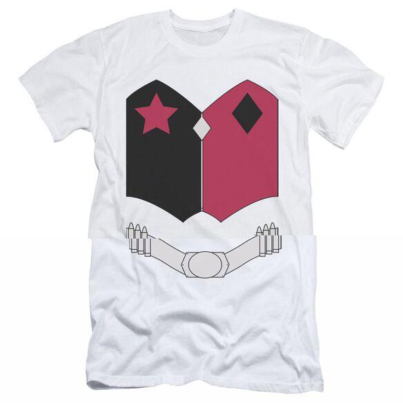Batman New Hq Uniform Short Sleeve Adult T-Shirt
