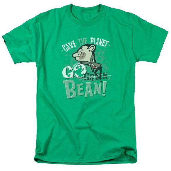 Mr Bean Go Bean Short Sleeve Adult Kelly T-Shirt