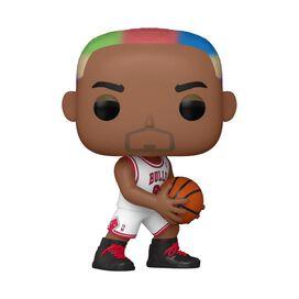 Funko Pop! NBA: Legends- Dennis Rodman (Bulls Home)