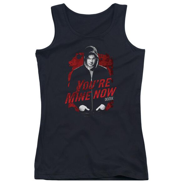Dexter Dark Passenger Juniors Tank Top