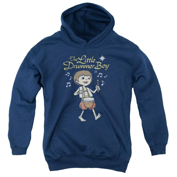 Little Drummer Boy Starlight Youth Pull Over Hoodie