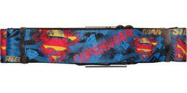 Superman Man of Steel Collage Seatbelt Belt