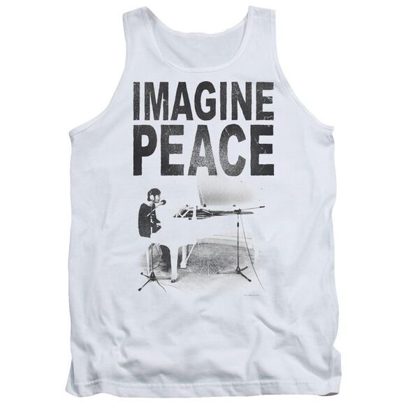 John Lennon Imagine Adult Tank