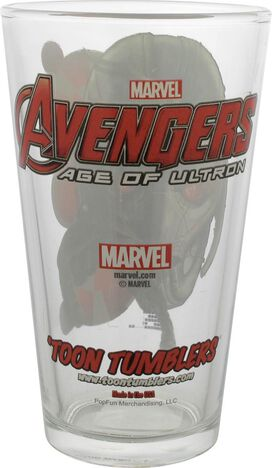 Avengers Age of Ultron Hawkeye Pint Glass