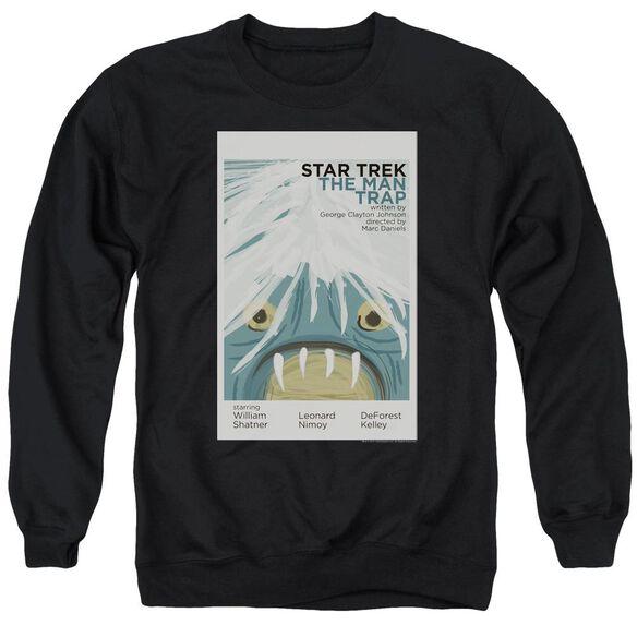 Star Trek Tos Episode 1 Adult Crewneck Sweatshirt
