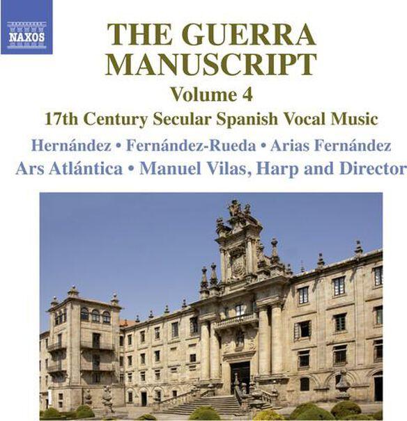 Guerra Manuscript V4 / Various