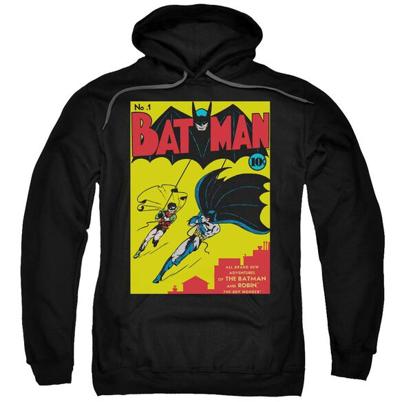 Batman Batman First Adult Pull Over Hoodie