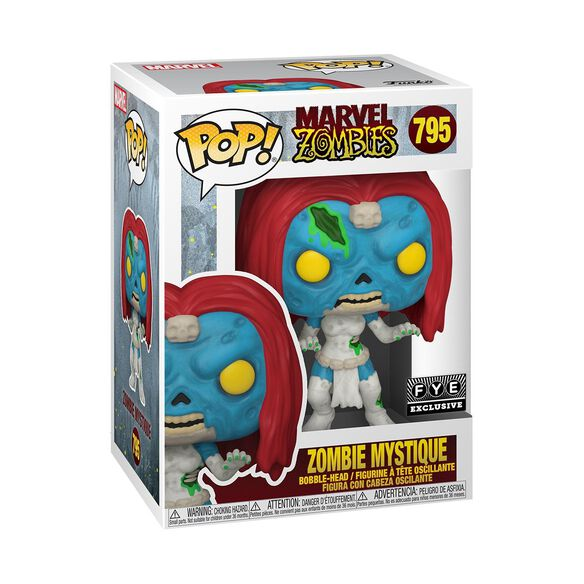 Funko Pop! Marvel Zombies - Mystique