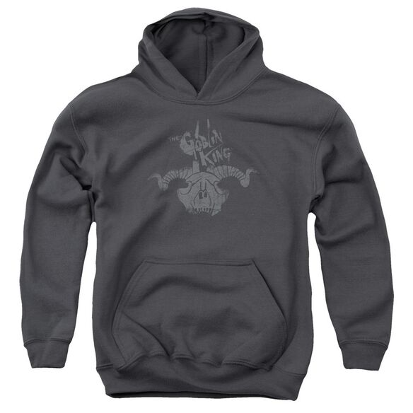 The Hobbit Golin King Symbol Youth Pull Over Hoodie