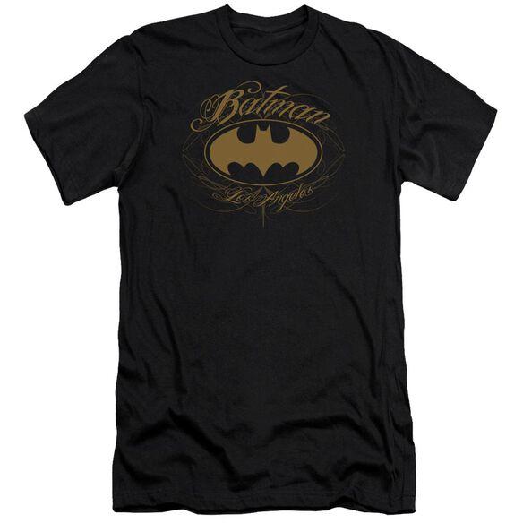 Batman Batman La Short Sleeve Adult T-Shirt
