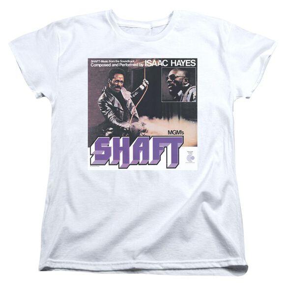 Isaac Hayes Shaft Short Sleeve Womens Tee T-Shirt
