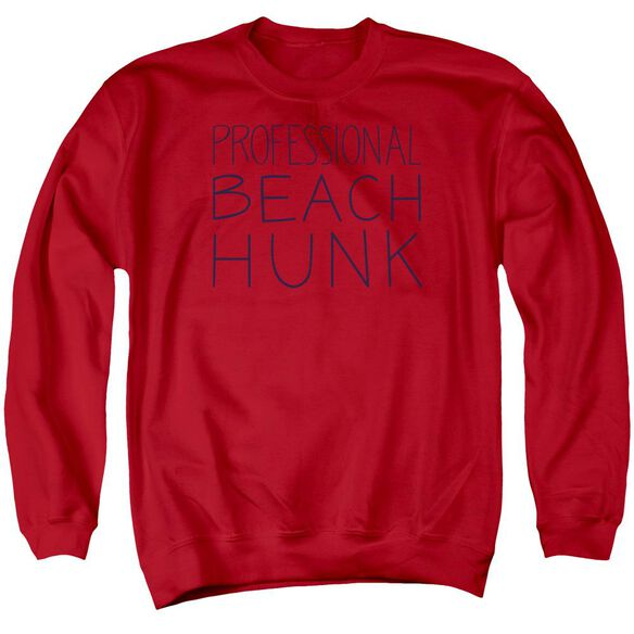Steven Universe Beach Hunk Adult Crewneck Sweatshirt