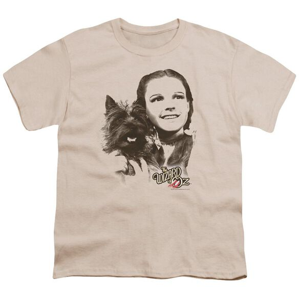 Wizard Of Oz Dorothy & Toto Short Sleeve Youth T-Shirt