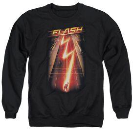 The Flash Flash Ave Adult Crewneck Sweatshirt