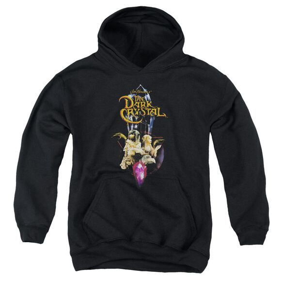 Dark Crystal Crystal Quest Youth Pull Over Hoodie