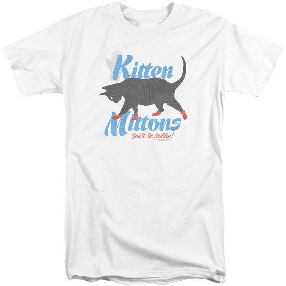 Its Always Sunny In Philadelphia Kitten Mittons Short Sleeve Adult Tall T-Shirt